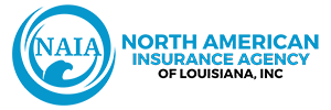 North American Insurance Agency Sticky Logo
