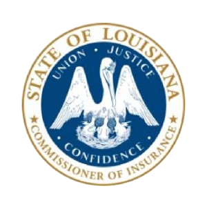 louisiana commission of insurance logo